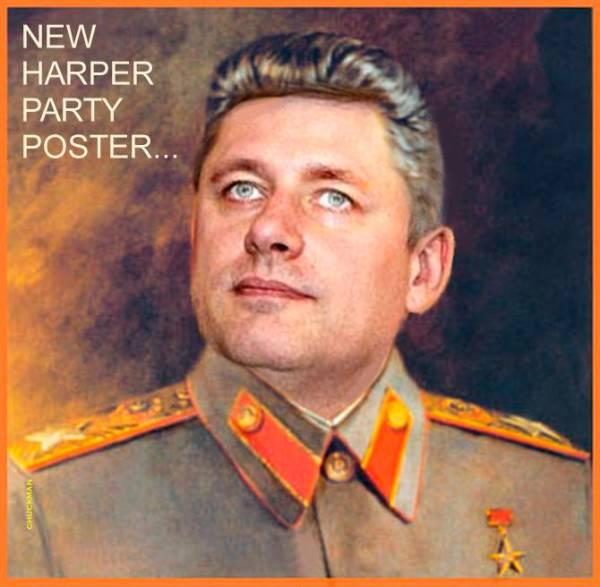 Canadian rogue dictator